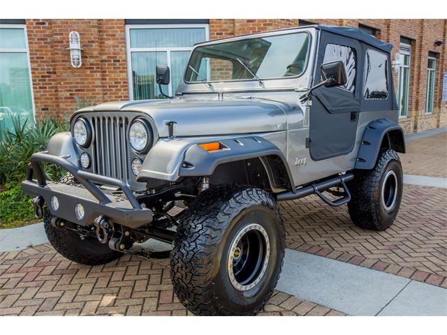 1979 Jeep CJ7 (CC-1275832) for sale in Pensacola, Florida