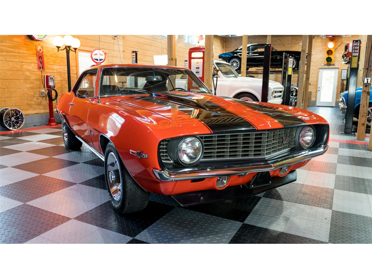 1969 Chevrolet Camaro (CC-1275840) for sale in Greenbrook, New Jersey
