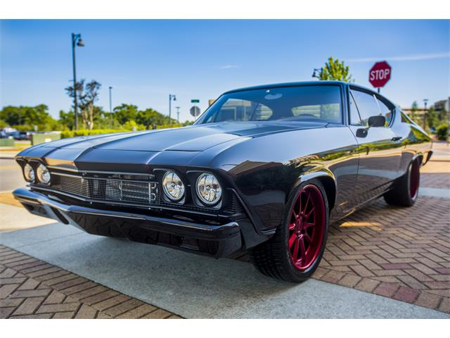 1968 Chevrolet Chevelle (CC-1275842) for sale in Pensacola, Florida