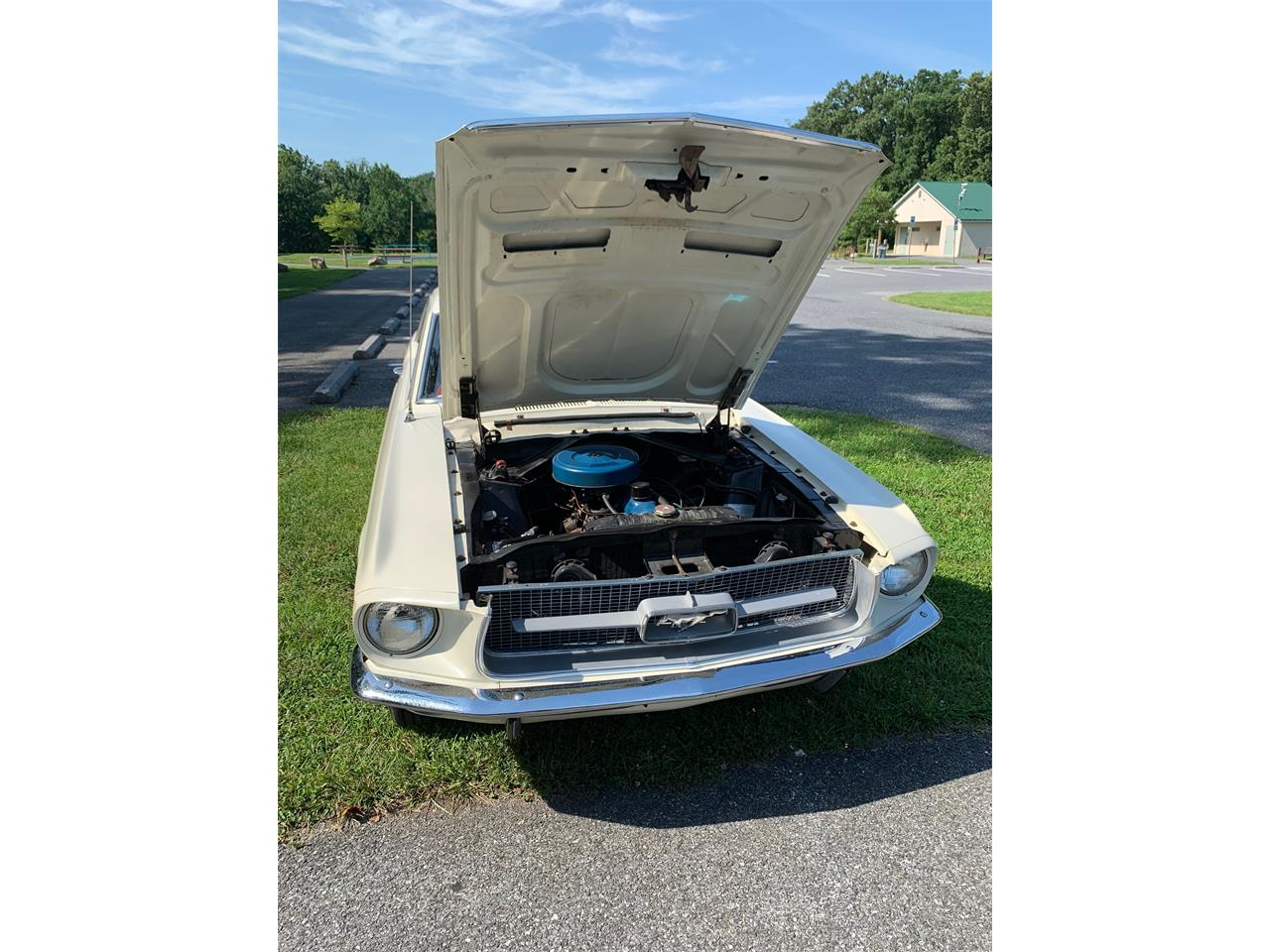 1967 Ford Mustang (CC-1275845) for sale in Laurel, Maryland