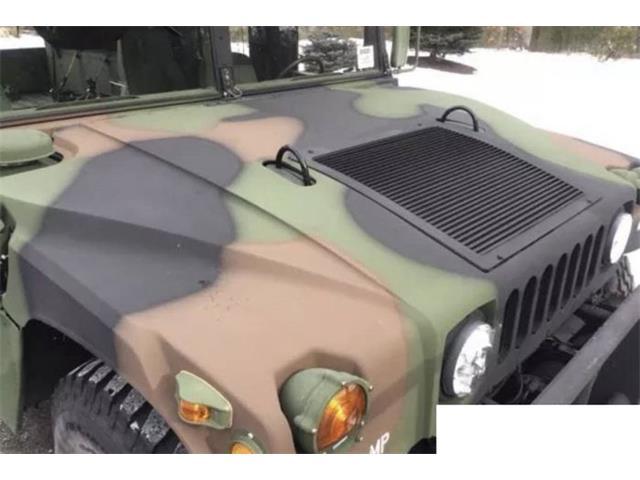 1985 Hummer Custom (CC-1270586) for sale in Cadillac, Michigan
