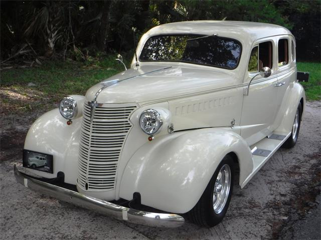 1938 Chevrolet Deluxe 4-Dr (CC-1275869) for sale in Ormond Beach, Florida