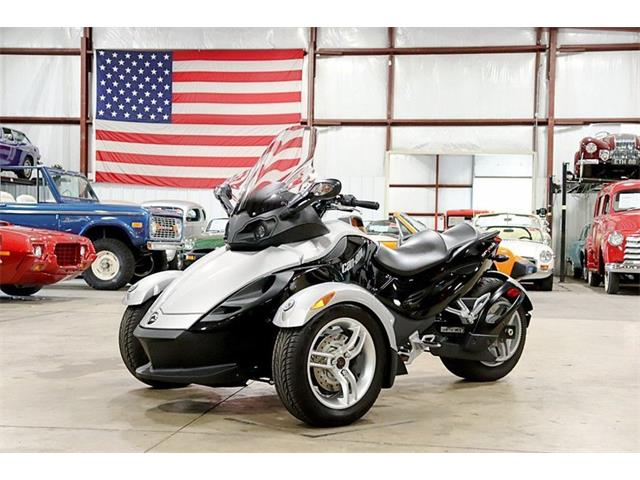 2008 Can-Am Spyder (CC-1275874) for sale in Kentwood, Michigan