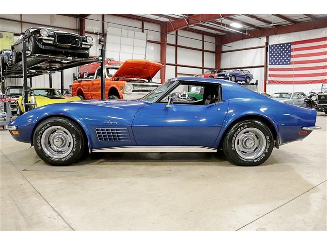 1972 Chevrolet Corvette (CC-1275882) for sale in Kentwood, Michigan
