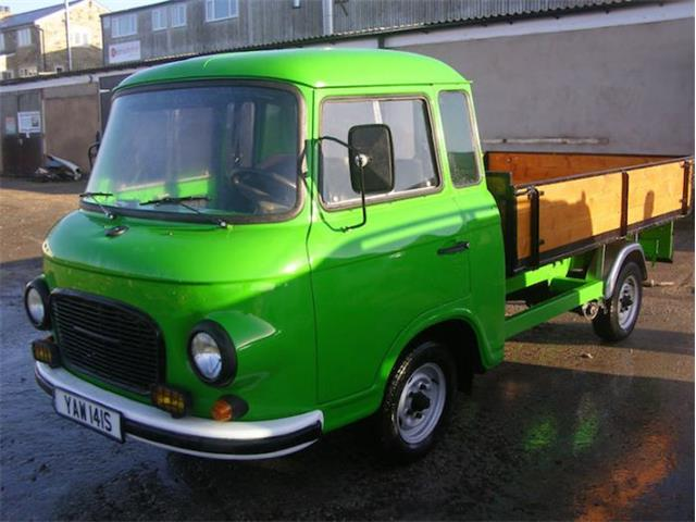 1978 Barkas B1000 (CC-1275889) for sale in Cadillac, Michigan