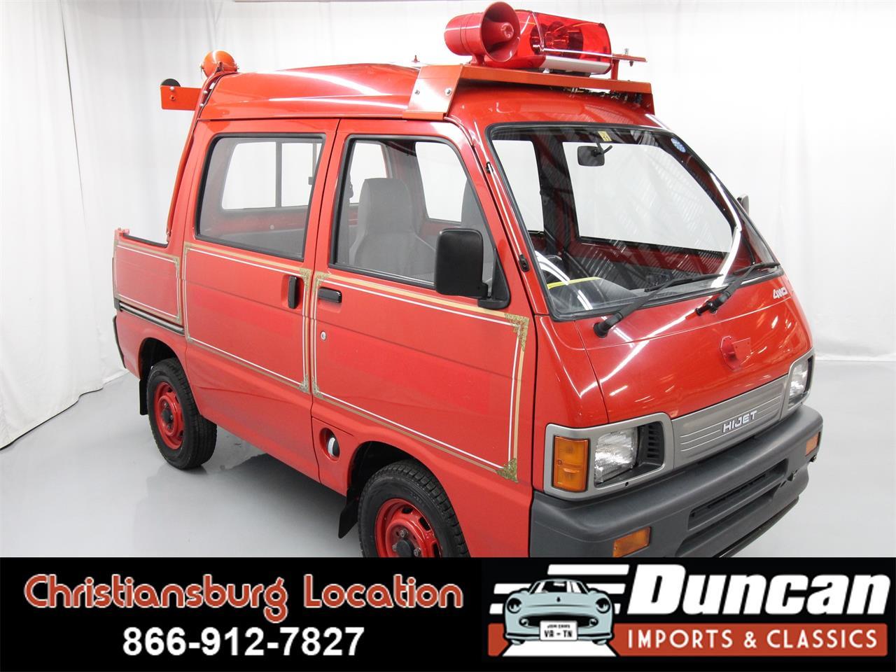 1993 Daihatsu Hijet (CC-1275891) for sale in Christiansburg, Virginia