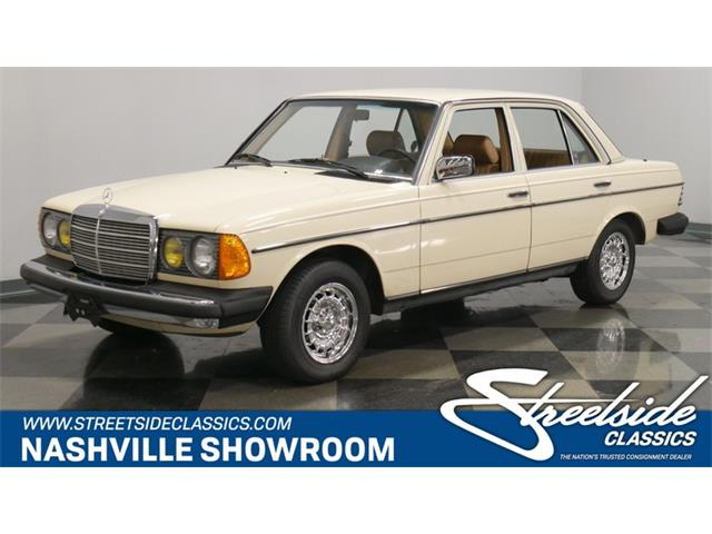 1984 Mercedes-Benz 300D (CC-1275893) for sale in Lavergne, Tennessee
