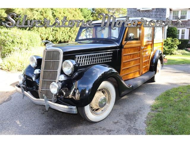 1935 Ford Model 48 (CC-1275931) for sale in North Andover, Massachusetts