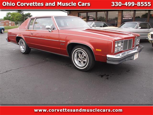 1977 Oldsmobile Delta 88 (CC-1275938) for sale in North Canton, Ohio