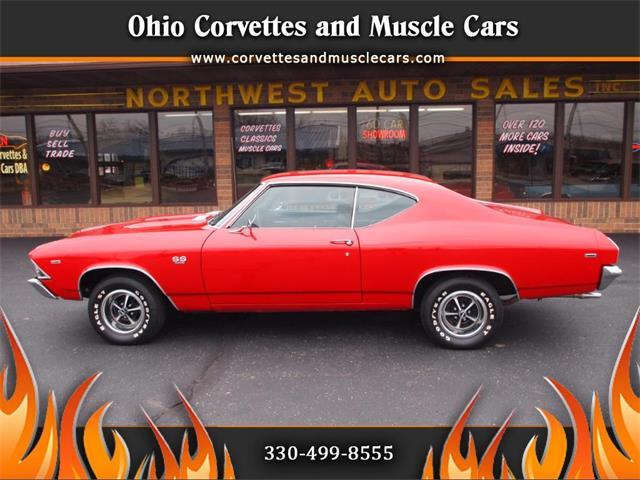 1969 Chevrolet Chevelle (CC-1275939) for sale in North Canton, Ohio