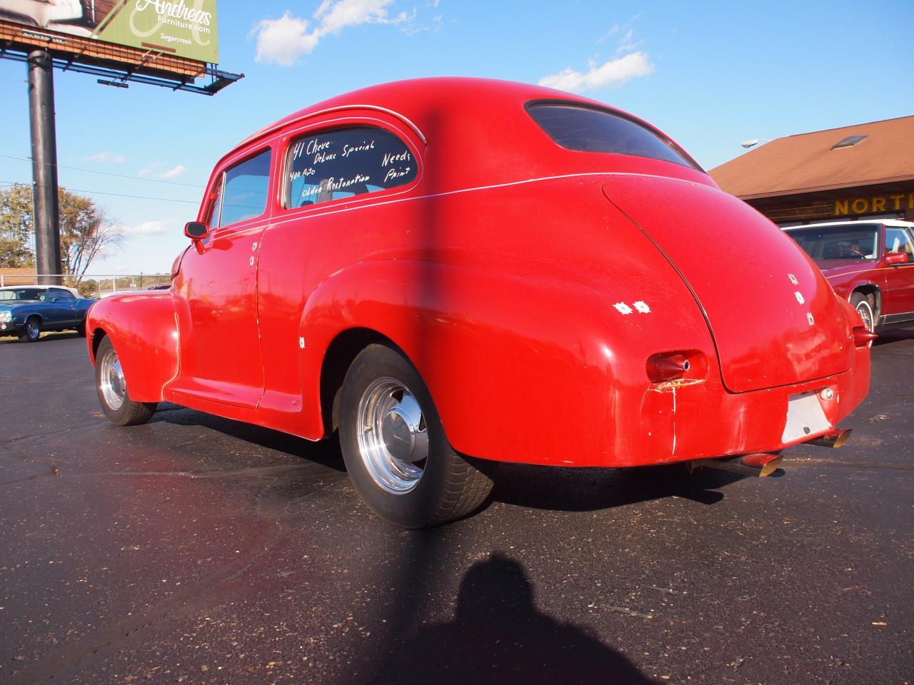 1941 Chevrolet Special Deluxe (CC-1275940) for sale in North Canton, Ohio