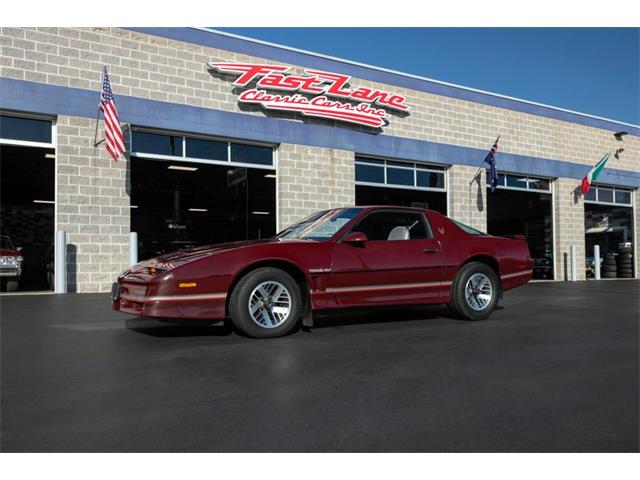 1985 Pontiac Firebird Trans Am (CC-1275945) for sale in St. Charles, Missouri