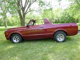 1972 Chevrolet Blazer (CC-1275997) for sale in Cadillac, Michigan