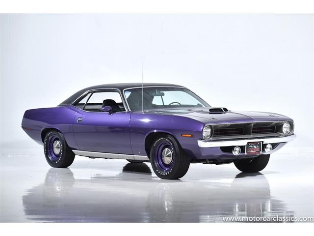 1970 Plymouth Barracuda (CC-1276007) for sale in Farmingdale, New York