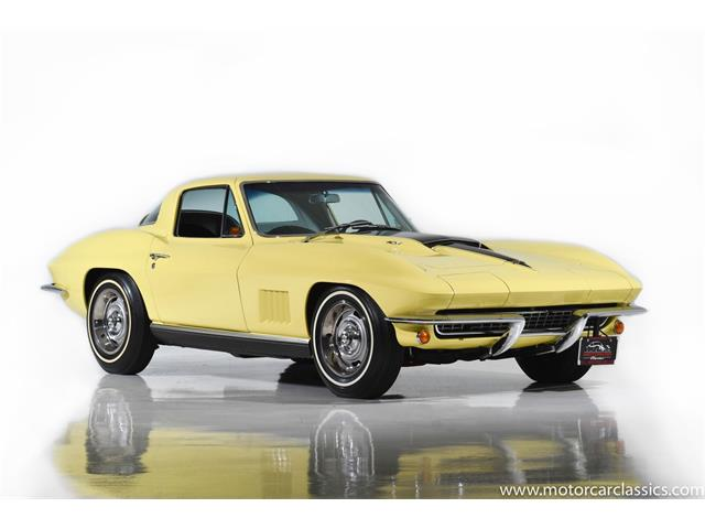 1967 Chevrolet Corvette (CC-1276015) for sale in Farmingdale, New York