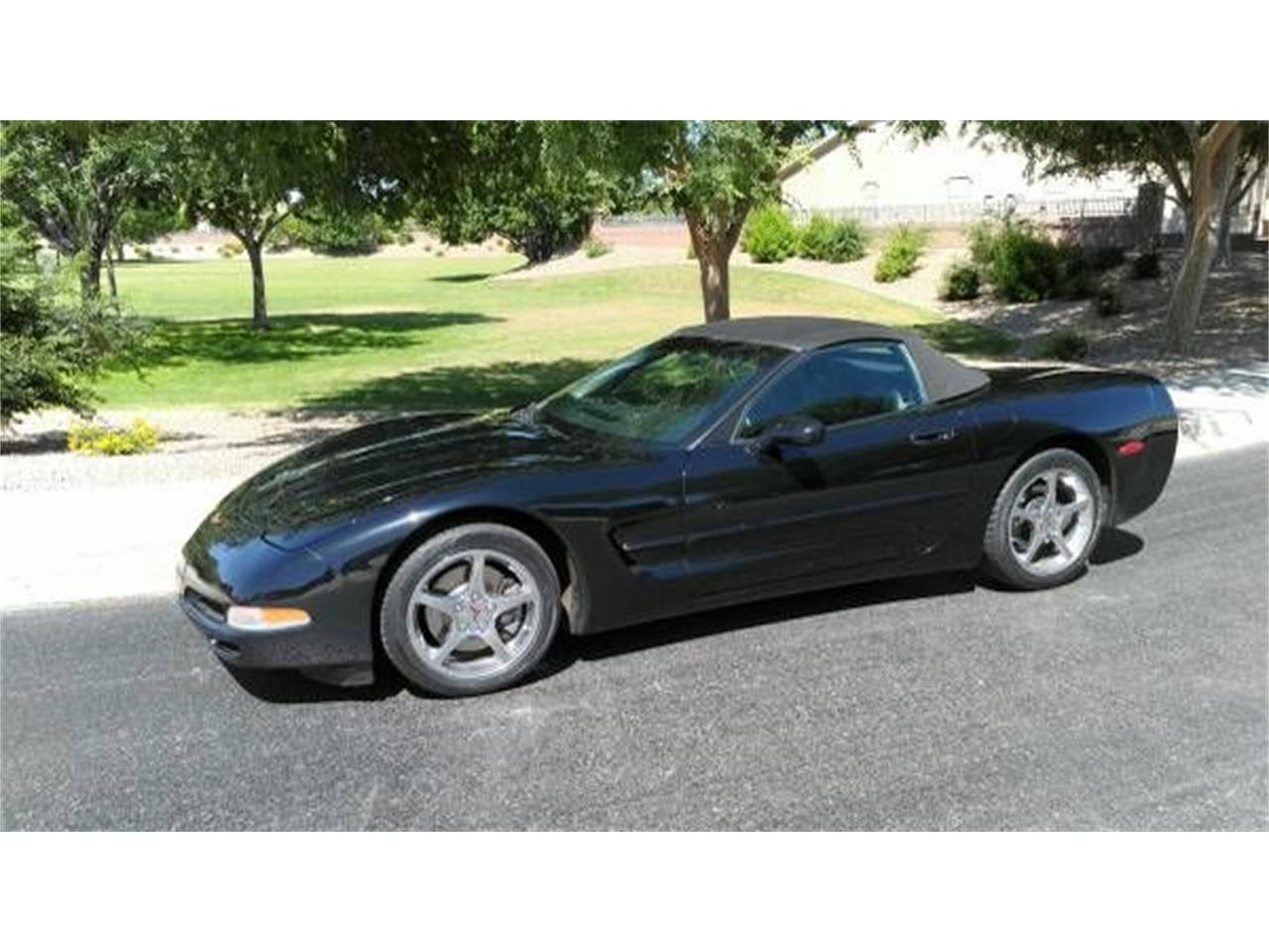 2002 Chevrolet Corvette (CC-1276016) for sale in Cadillac, Michigan