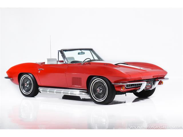 1967 Chevrolet Corvette (CC-1276017) for sale in Farmingdale, New York