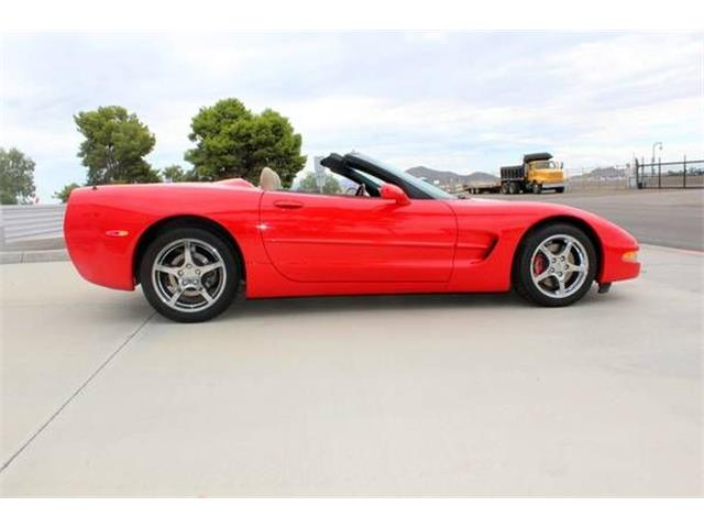 2001 Chevrolet Corvette (CC-1276018) for sale in Cadillac, Michigan