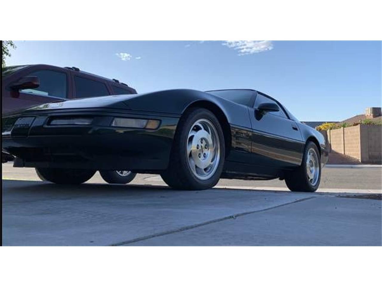 1994 Chevrolet Corvette (CC-1276019) for sale in Cadillac, Michigan