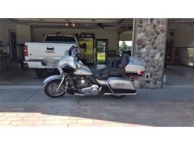 2009 Harley-Davidson Electra Glide (CC-1270602) for sale in Cadillac, Michigan