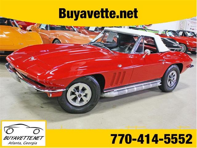 1965 Chevrolet Corvette (CC-1276024) for sale in Atlanta, Georgia