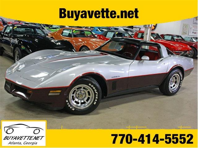 1982 Chevrolet Corvette (CC-1276029) for sale in Atlanta, Georgia