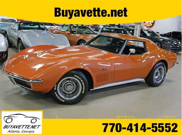 1972 Chevrolet Corvette (CC-1276033) for sale in Atlanta, Georgia