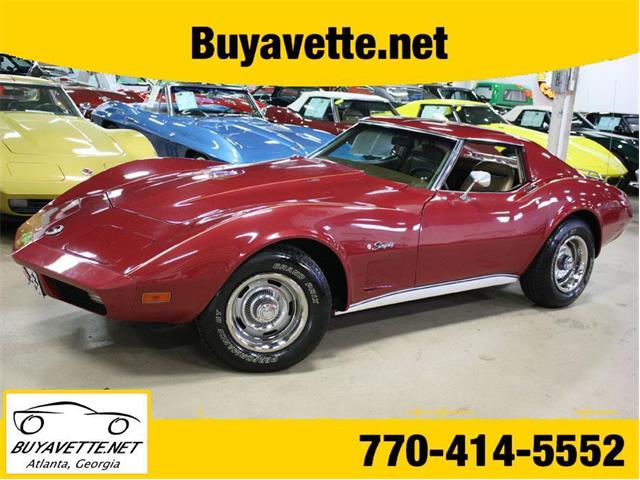 1974 Chevrolet Corvette (CC-1276036) for sale in Atlanta, Georgia