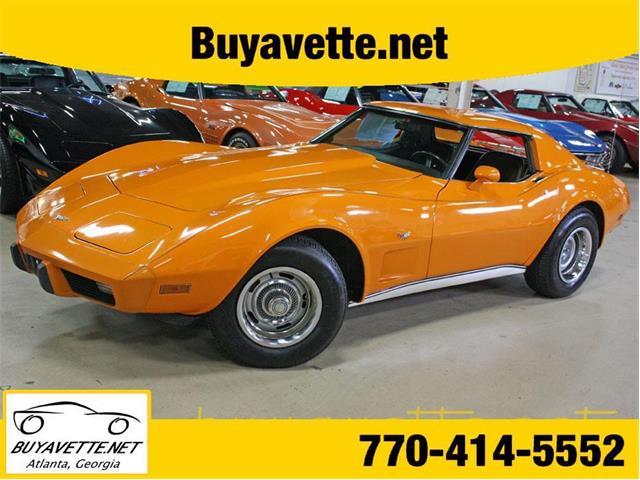 1977 Chevrolet Corvette (CC-1276039) for sale in Atlanta, Georgia