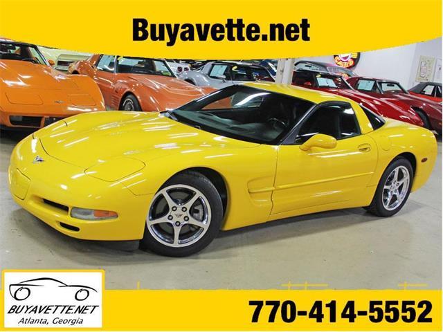 2003 Chevrolet Corvette (CC-1276056) for sale in Atlanta, Georgia