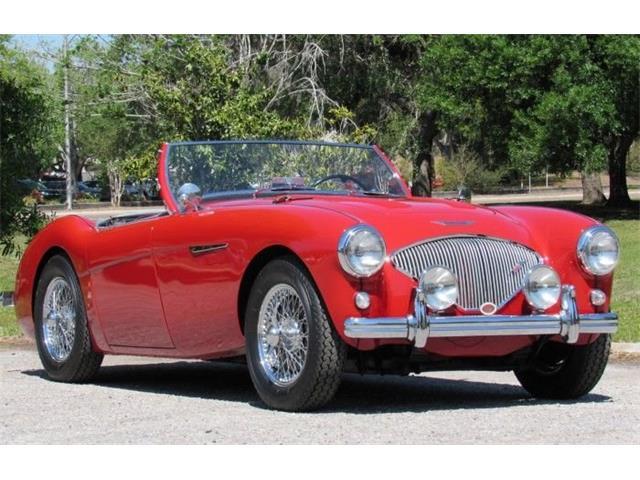 1955 Austin-Healey 100-4 (CC-1276063) for sale in Punta Gorda, Florida