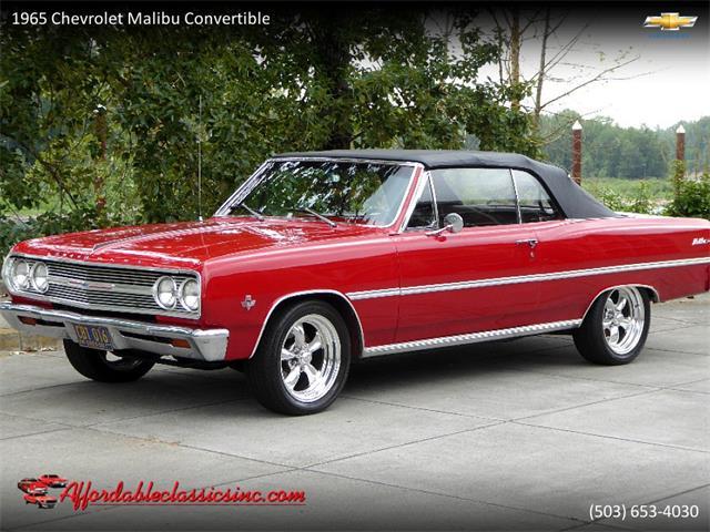 1965 Chevrolet Malibu (CC-1276084) for sale in Gladstone, Oregon