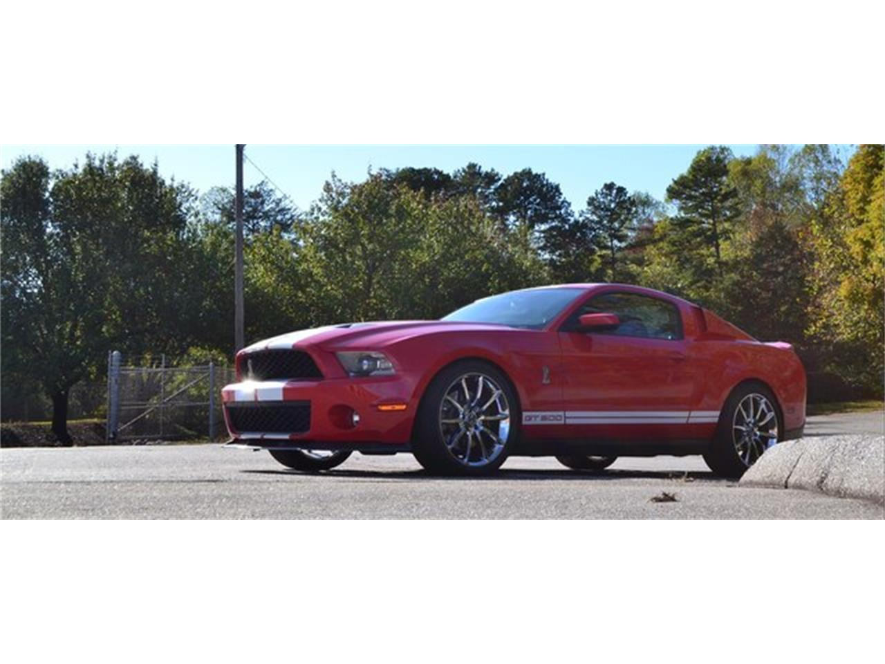 2010 Shelby GT500 (CC-1276095) for sale in Hickory, North Carolina