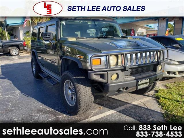 2003 Hummer H2 (CC-1276099) for sale in Tavares, Florida