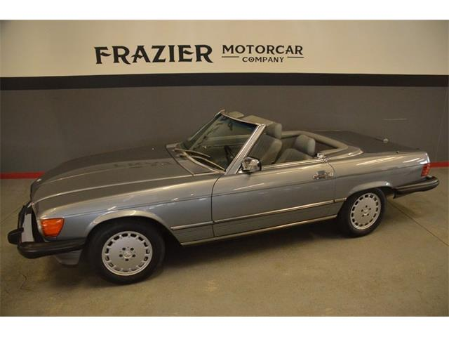 1988 Mercedes-Benz 560 (CC-1276102) for sale in Lebanon, Tennessee
