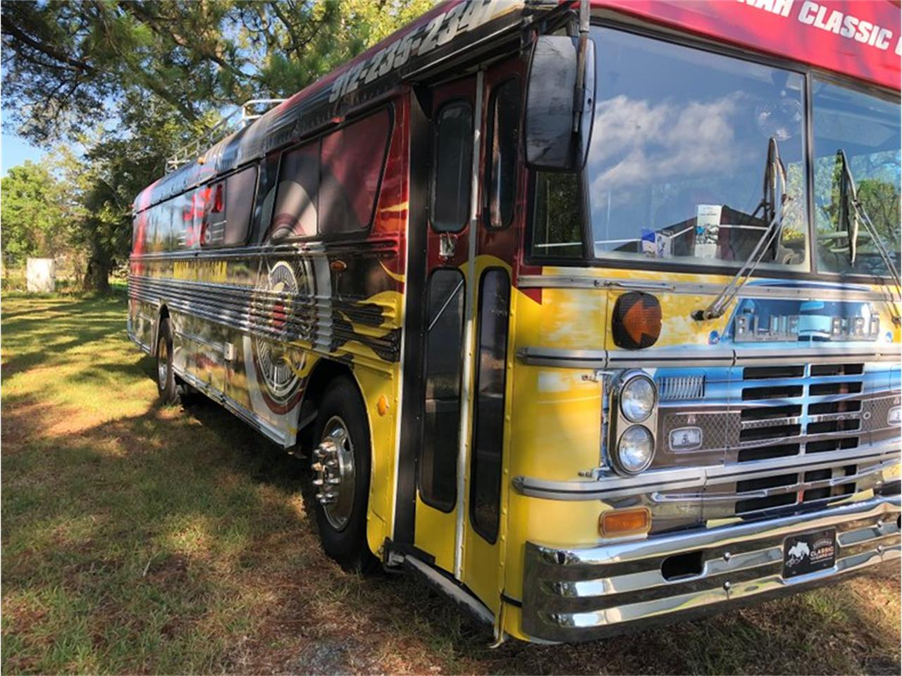 1974 Blue Bird Bus (CC-1276108) for sale in Savannah, Georgia