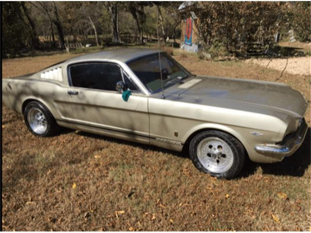 1966 Ford Mustang (CC-1276109) for sale in Midlothian, Texas