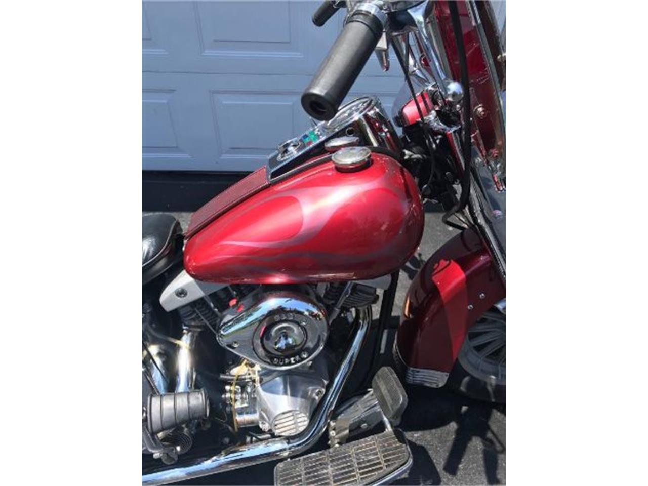 1978 Harley-Davidson FLH (CC-1270611) for sale in Cadillac, Michigan