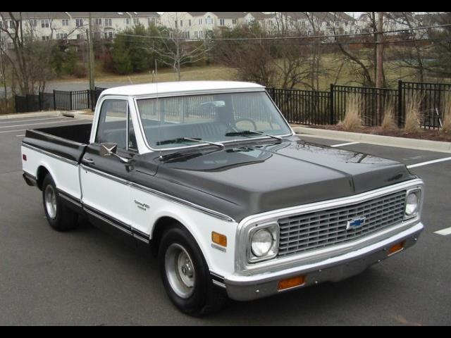 1972 Chevrolet C10 (CC-1276116) for sale in Harpers Ferry, West Virginia