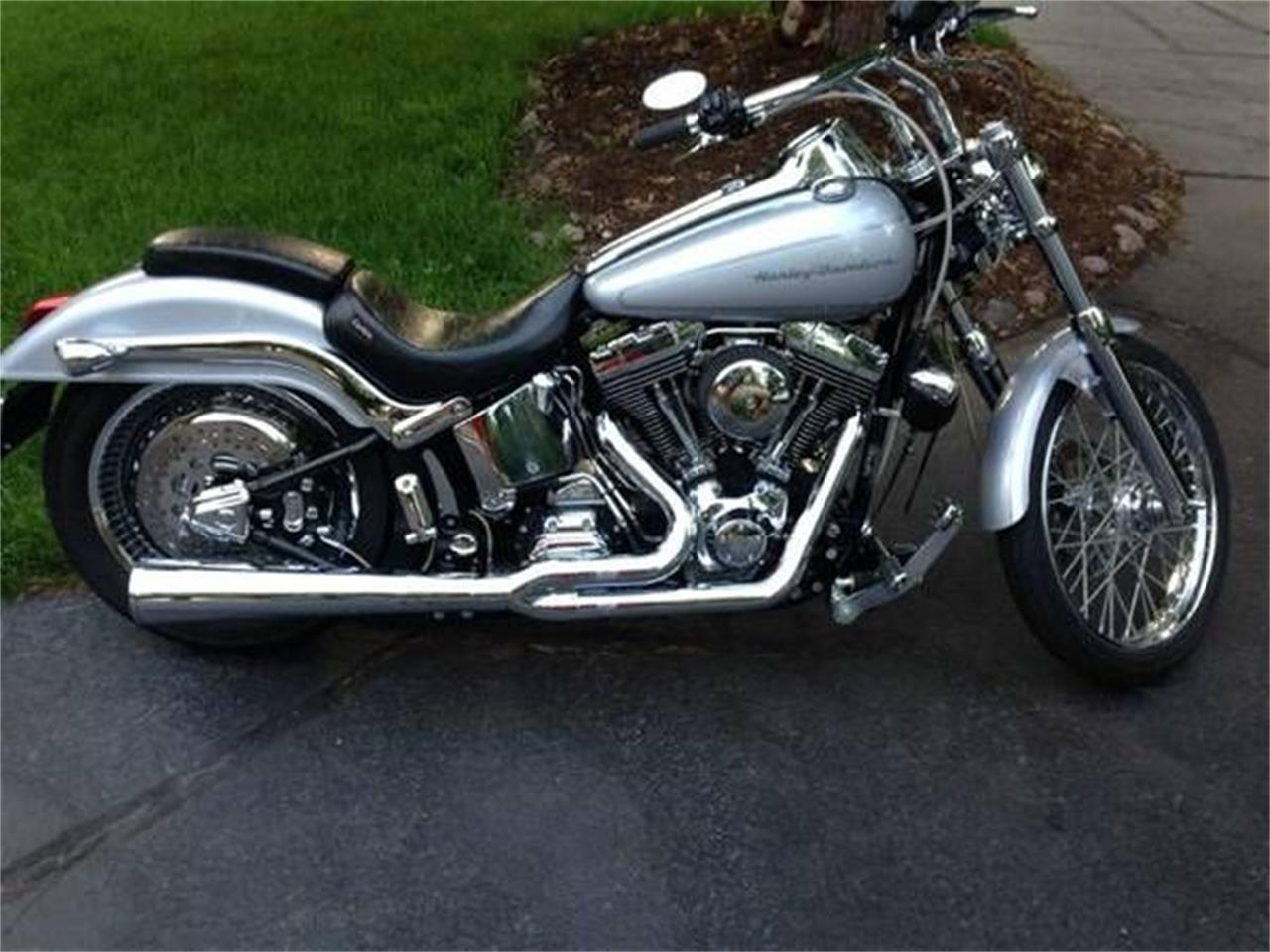 2000 Harley-Davidson Deuce (CC-1270612) for sale in Cadillac, Michigan