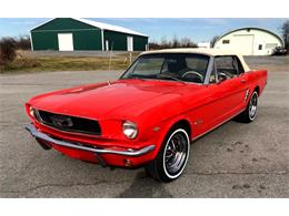 1966 Ford Mustang (CC-1276125) for sale in Harpers Ferry, West Virginia