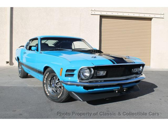 1970 Ford Mustang (CC-1276136) for sale in Las Vegas, Nevada