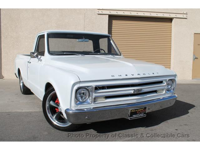 1968 Chevrolet C10 (CC-1276137) for sale in Las Vegas, Nevada