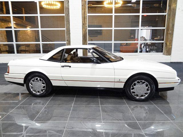 1989 Cadillac Allante (CC-1276138) for sale in Bonner Springs, Kansas
