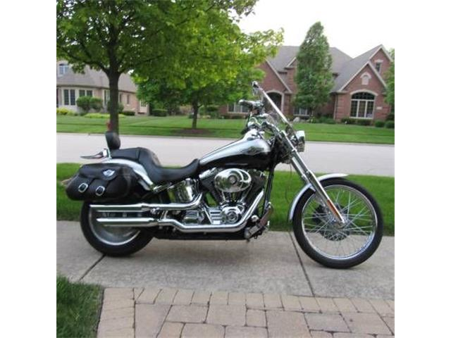 2003 Harley-Davidson Deuce (CC-1270614) for sale in Cadillac, Michigan