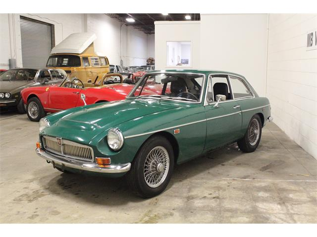 1969 MG CGT (CC-1276162) for sale in Cleveland, Ohio