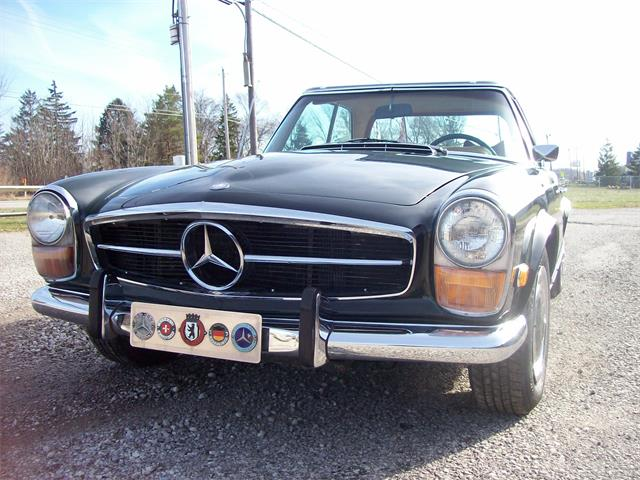 1971 Mercedes-Benz 280SL (CC-1276165) for sale in medina, Ohio