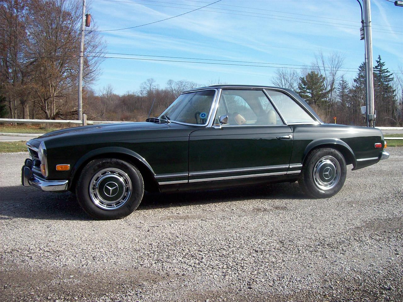 1971 Mercedes-Benz 280SL (CC-1276165) for sale in medina, Ohio