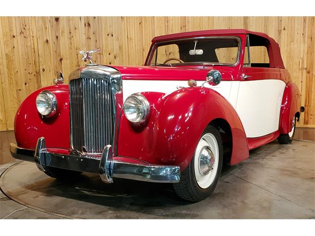1952 Alvis TA21 (CC-1276167) for sale in Lebanon, Missouri