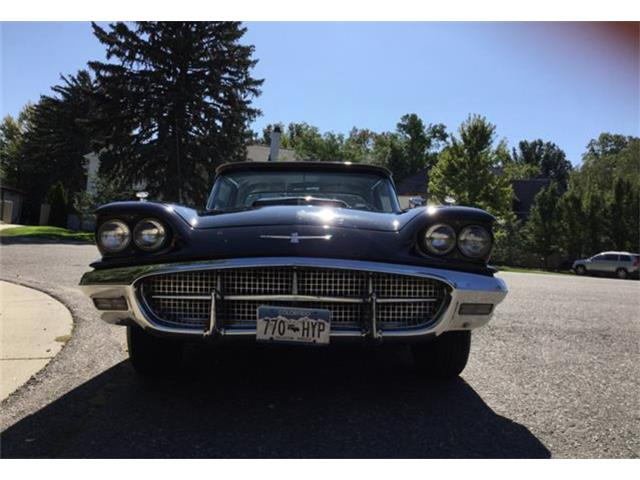 1960 Ford Thunderbird (CC-1276176) for sale in Bristol, Wisconsin